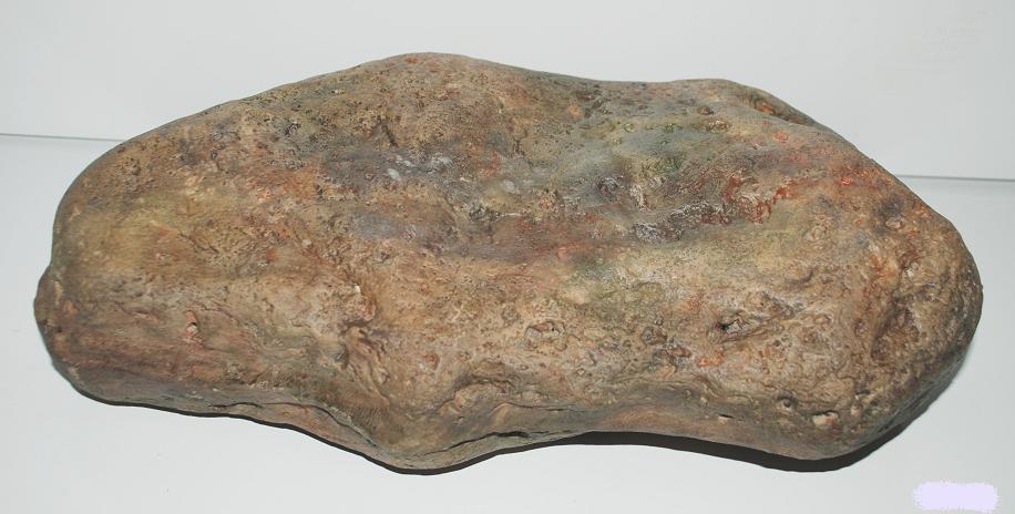 River Stone H 40x24x12 cm