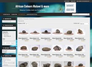 African Colours Shop